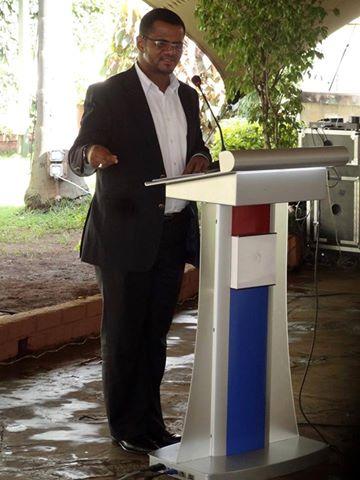 Senator Hassan Omar