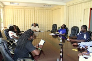 Jukumu Letu partners with Governor Kibwana