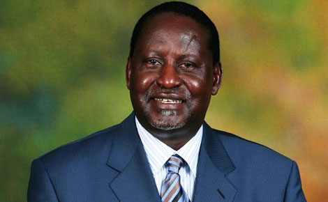 Former Prime Minister Raila Odinga looks ready to take a another stab at the presidency with the launch of a new website. (Photo/www.standardmedia.co.ke)