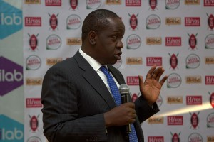 Fred Matiang'i, Cabinet Secretary for ICT at the launch