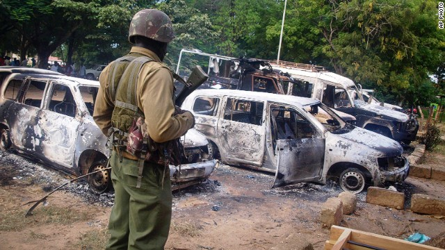Mpeketoni Attack in 2014-PHOTO courtesy of CNN