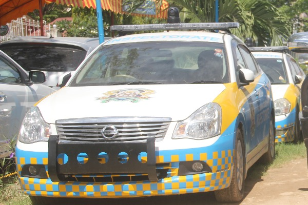 Brand new county inspectorate cars