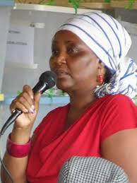 Kilome MP Regina Ndambuki Photo:Google