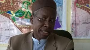 Joseph Kaguthi who heads the Nyumba Kumi initiative. Photo courtesy of www.capitalfm.co.ke