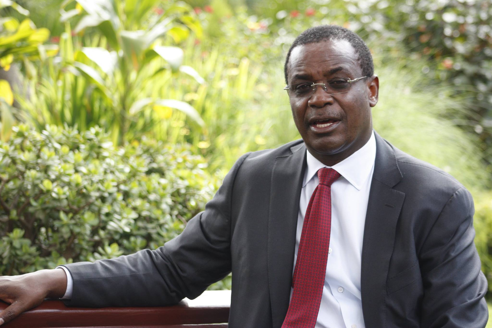 Governor Evans Kidero. He has been accused of sleeping on the job causing garbage to increase in the City. [Photo: nairobidigest.co.ke]